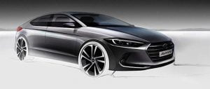 2016-Hyundai-Elantra-front-three-quarter-left-teaser-image