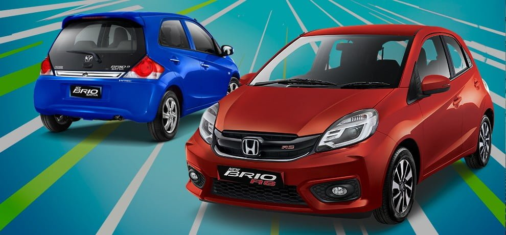 Honda 2018 Model >> 2016 honda brio RS facelift indonesia official image - CarBlogIndia