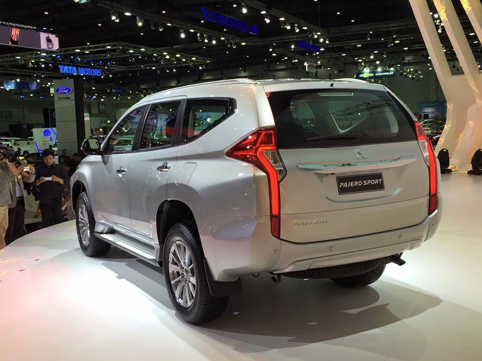 Price Of Pajero Sport 2017 In India >> New 2016 Mitsubishi Pajero Sport India Launch