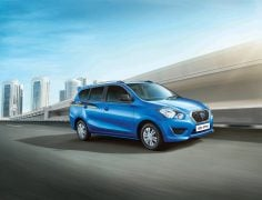 Datsun Go Style Limited Edition-Images-Front-Angle