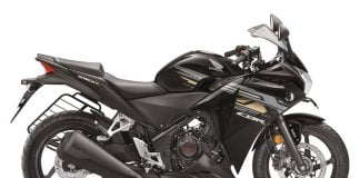 Honda CBR-250R_Black