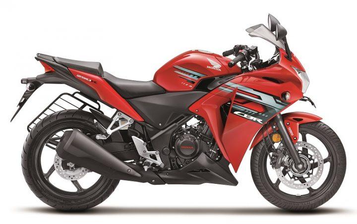 Honda CBR-250R_Red