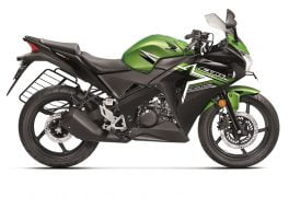 Honda_CBR 150_Shot1 Green