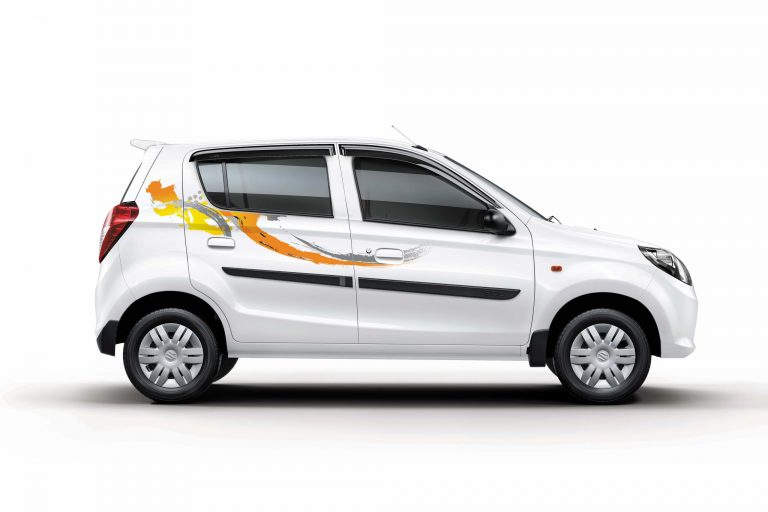 LAUNCHED: Maruti Suzuki Alto 800 Onam Limited Edition