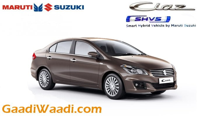 Maruti Suzuki Hybrid Ciaz Shvs Brochure 2 Carblogindia
