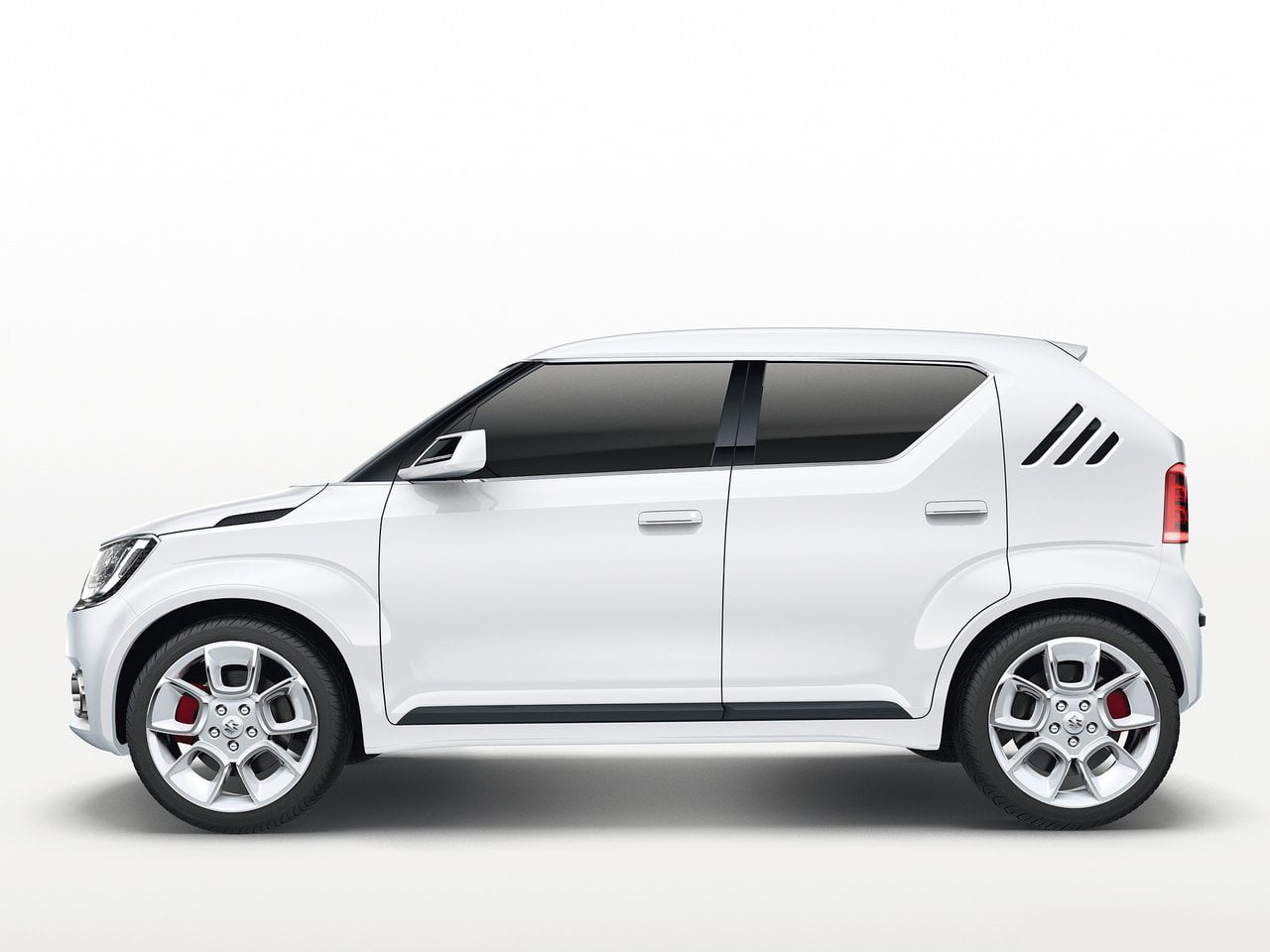 Suzuki IM 4 Concept 2015 Wallpaper White Side 2