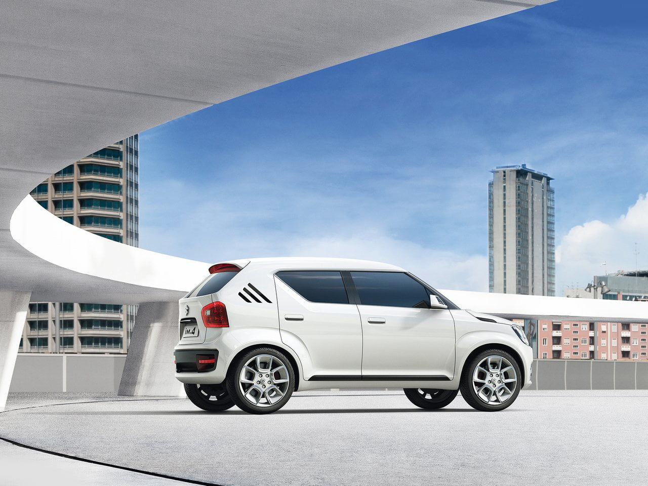 Suzuki Im Specifications