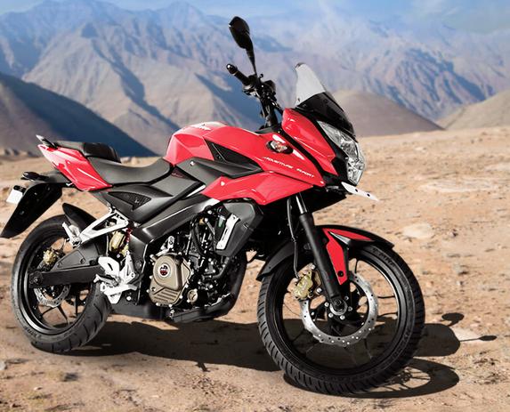 best bikes in India under 1.5 lakhs bajaj-pulsar-as-200