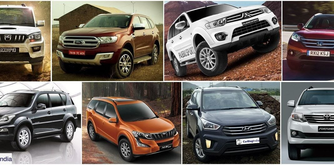 best-automatic-suvs-in-india-under-25-lakhs
