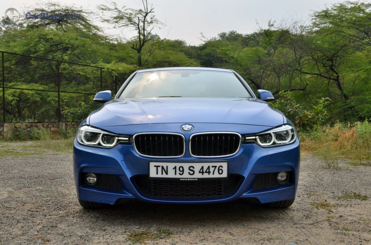 bmw 320d m sport review images carblogindia. Black Bedroom Furniture Sets. Home Design Ideas