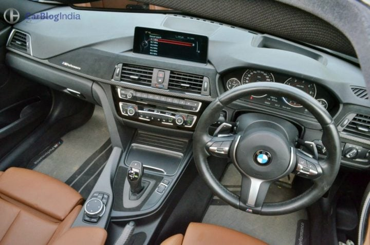 bmw 320d m sport review images