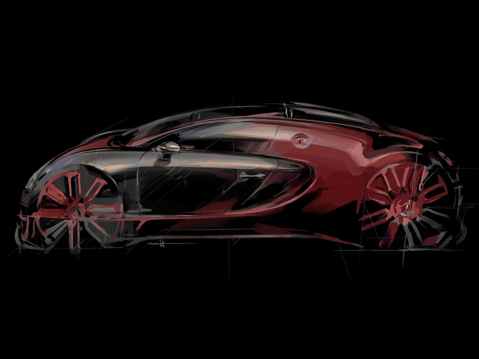 bugatti chiron veyron successor carblogindia. Black Bedroom Furniture Sets. Home Design Ideas