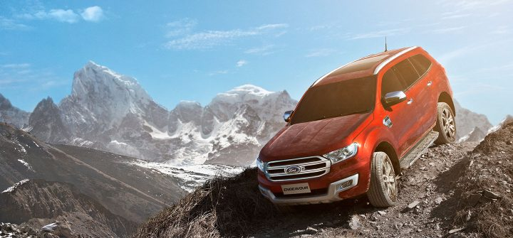 New Ford Endeavour India Launch Date, Price, Review