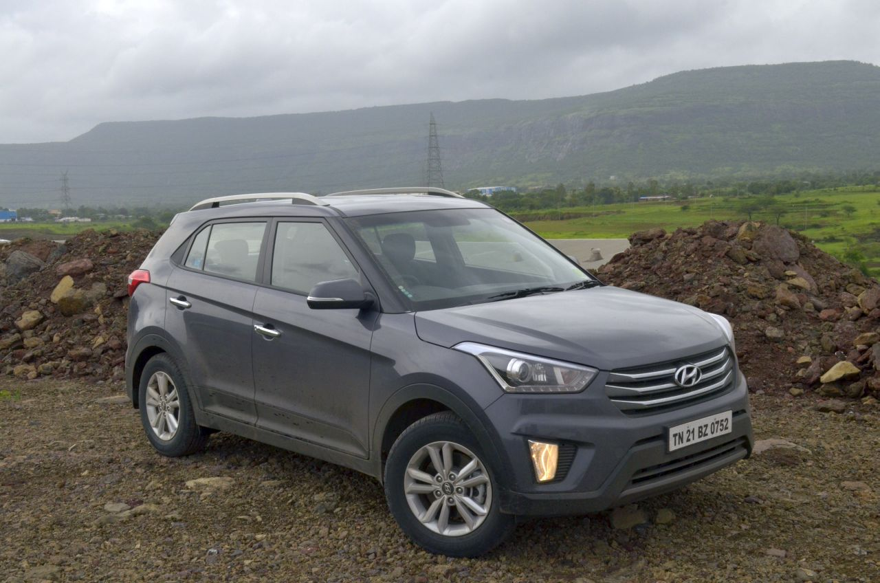 Hyundai Tucson Vs Creta Compare Price In India