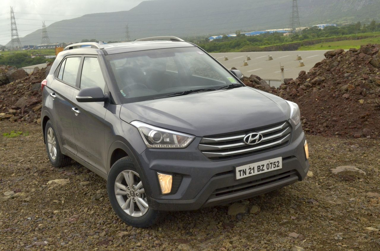 Hyundai Creta Price, Mileage, Specifications, Features and Images