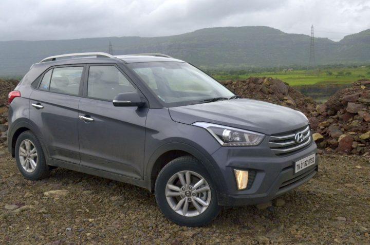 Fuel Efficient SUV Cars in India price, specs, mileage hyundai-creta