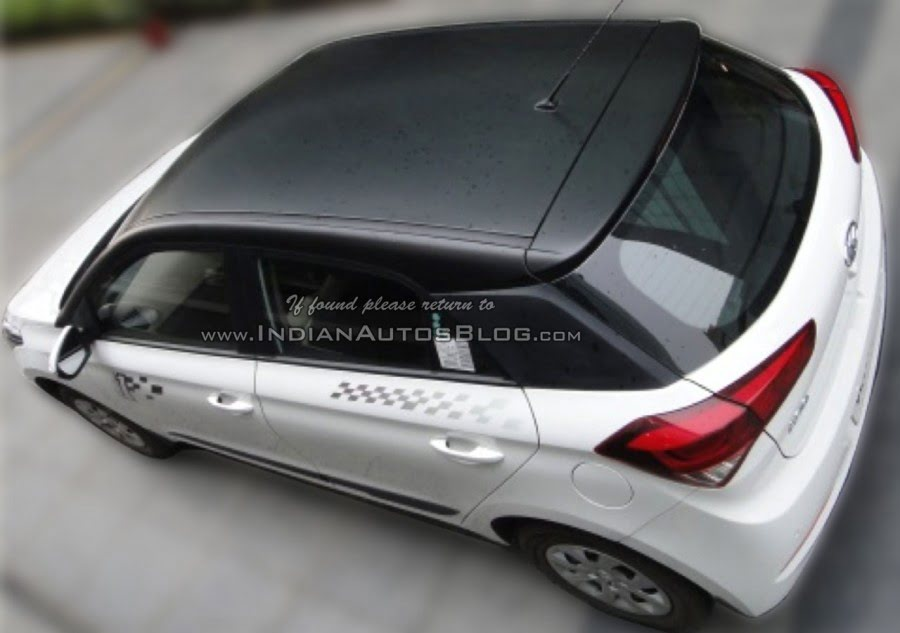 Hyundai Elite I20 Celebration Edition Launch Price Pics