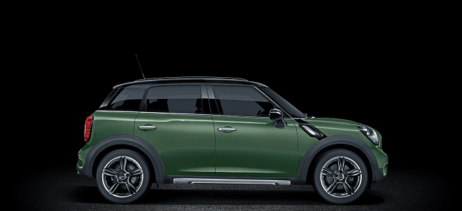 New MINI Countryman Launched at INR 36.50 lacs