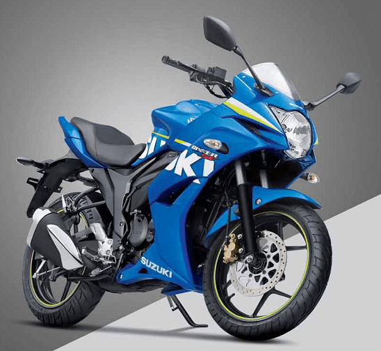 Best Bikes in India Under 1 lakh Price, Images, Specifications - suzuki gixxer sf