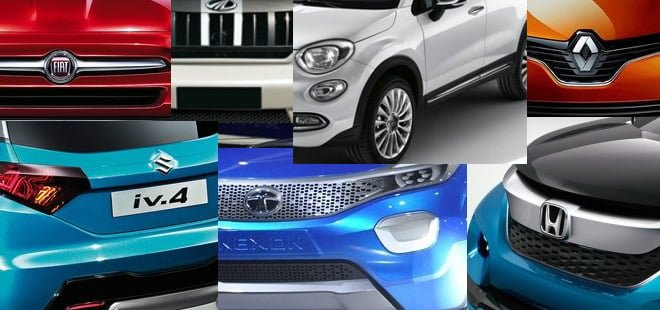 Upcoming Compact SUVs in India 2015 – 2016