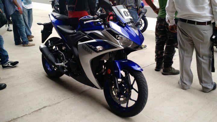 2018 Yamaha R3 India Launch