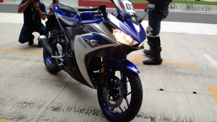 Upcoming Bikes in India 2017-2018 - Yamaha R3
