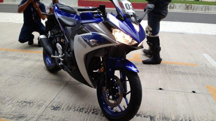 Upcoming Bikes in India 2017-2018 - Yamaha R3