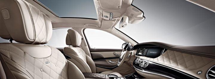 S-Class, S600 Mercedes-Maybach (X 222) 2014