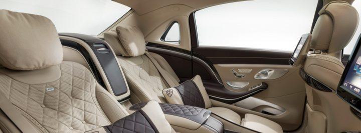 Mercedes-Maybach S 600 (X 222) 2014