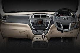 2015-mahindra-tuv300-official-pics-red-dashboard