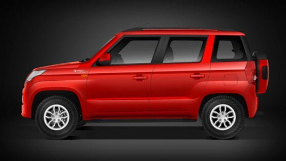 New 2015 Mahindra Tuv300 Launch Price Images Features