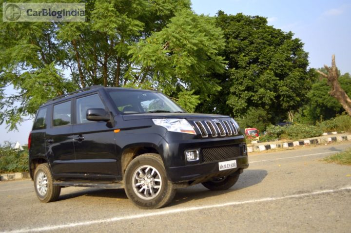 Fuel Efficient SUV Cars in India price, specs, mileage mahindra-tuv300