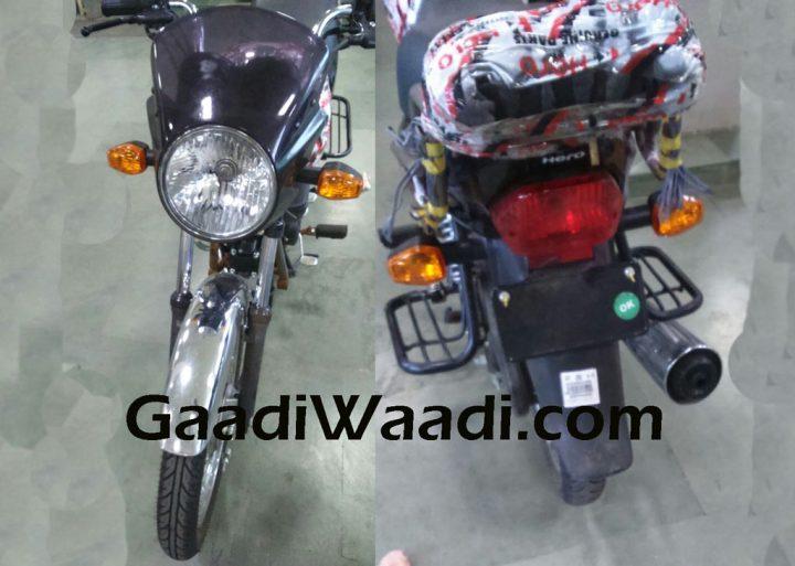 Hero-Dawn-125-cc-front-rear-view