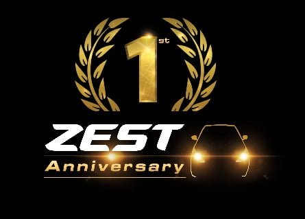 Tata Zest Anniversary Edition Badge