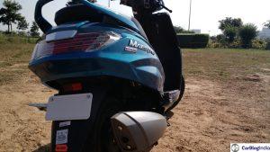 Hero Maestro vs Honda Activa - Hond Activa 3G = hero-maestro-edge-review-pics-blue-rear-close