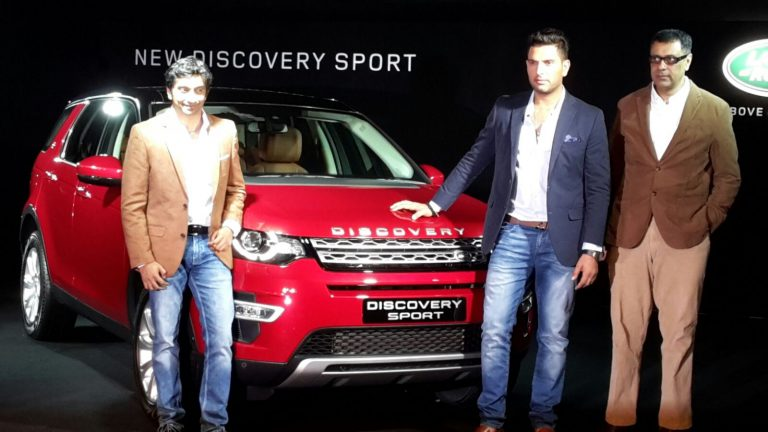 Land Rover Discovery Sport Petrol Variant Launched