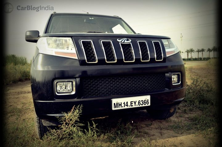 mahindra-tuv-300-front-wallpaper-hd-image