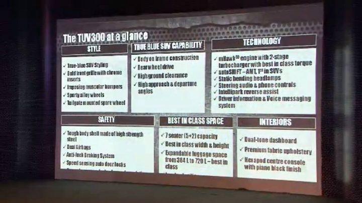 mahindra-tuv300-features