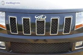 mahindra-tuv300-test-drive-review-black-grille