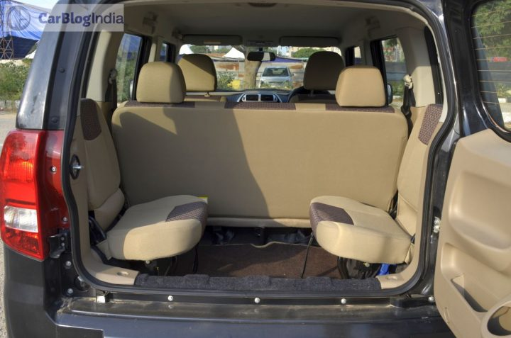 mahindra-tuv300-test-drive-review-black-jump seats