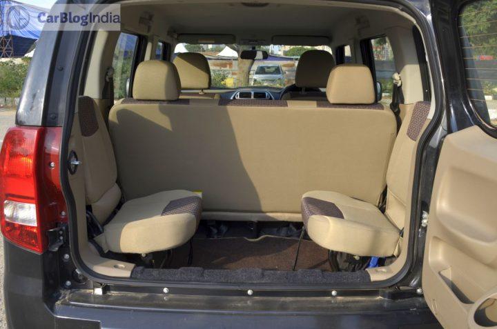 mahindra-tuv300-test-drive-review-black-jump seats