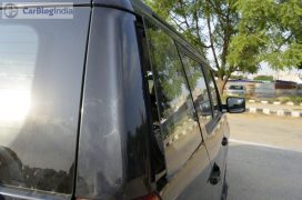 mahindra-tuv300-test-drive-review-black-rear-quarter-glass