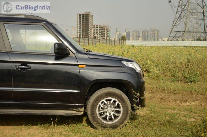new car discounts on diwali 2017 - Mahindra TUV300