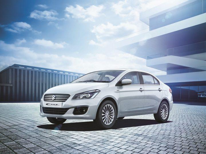 Hybrid Cars in India - Maruti Suzuki Ciaz SHVS