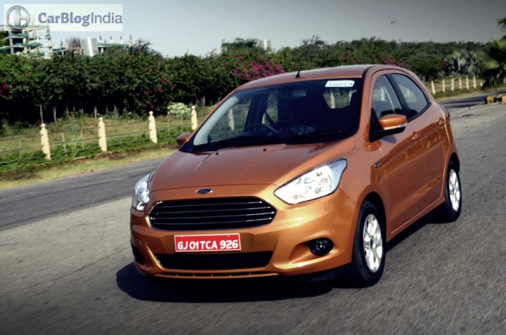 new ford figo price in India, images front angle