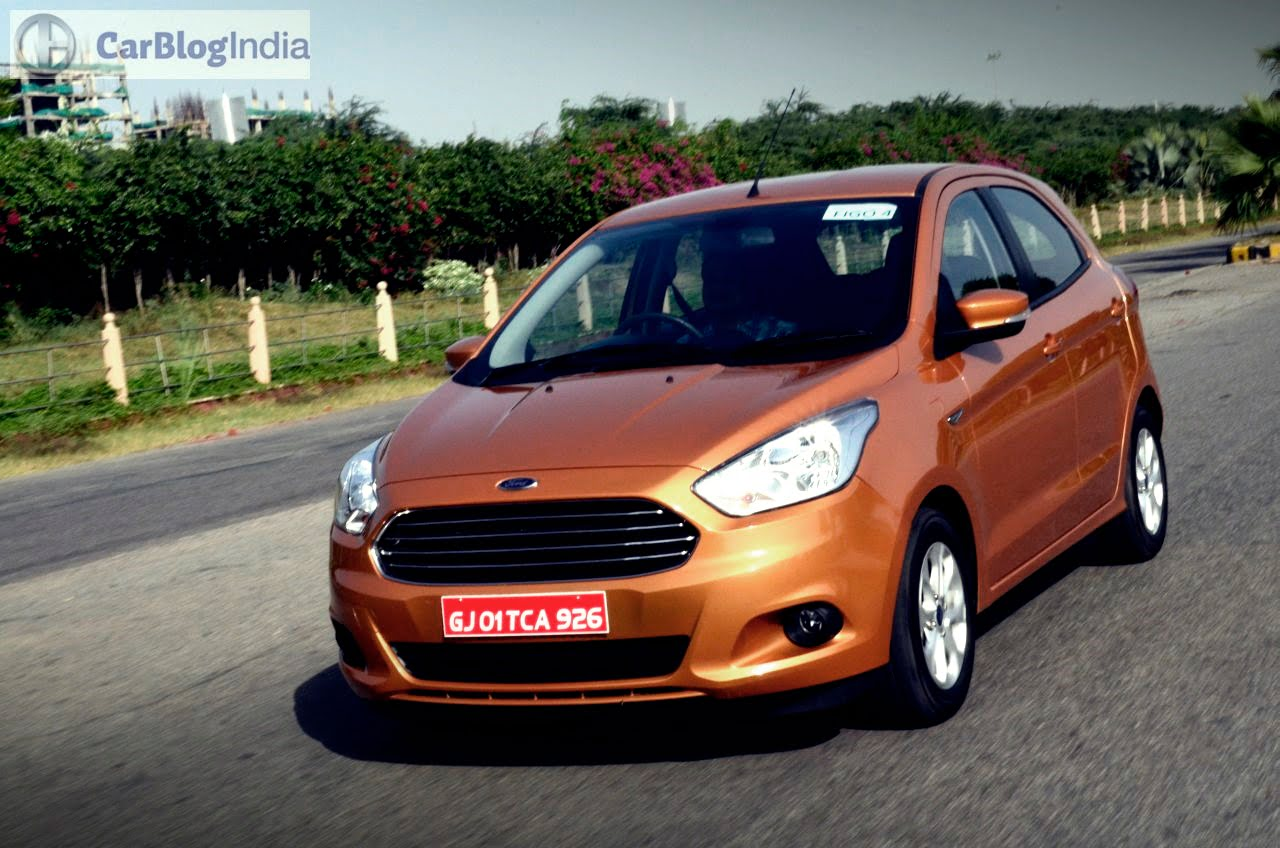 New Ford Figo Test Drive Review
