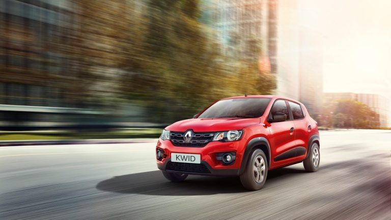 Renault Kwid 1.0 AMT Launch Soon