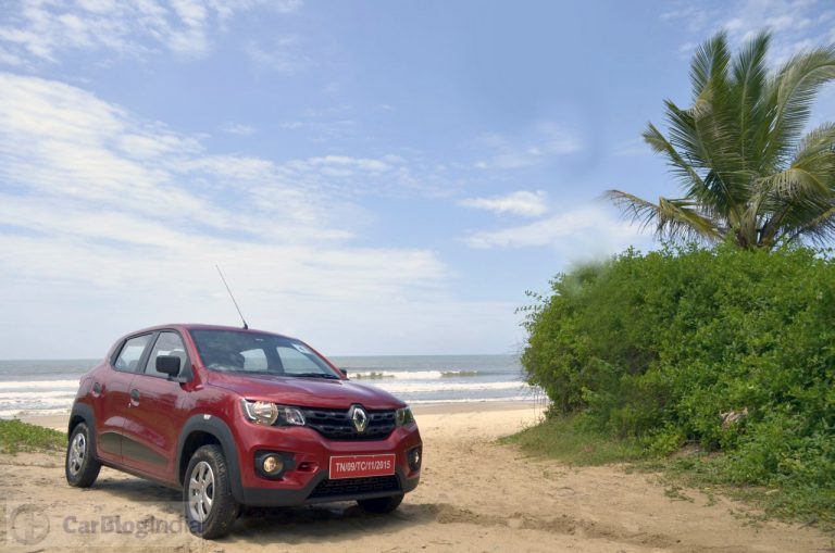 Renault Kwid Test Drive Review – Just Kwidding!