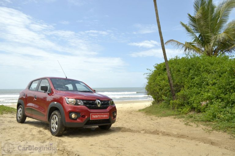 RENAULT KWID 0.8 and 1.0 Models- 6 Things You Need To Know!