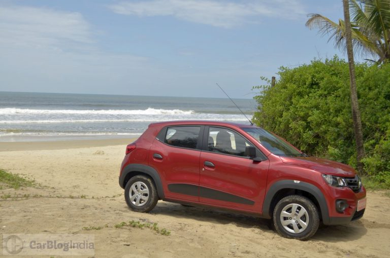 Renault Kwid Outsells Maruti Swift in June! Now available on PayTM!!